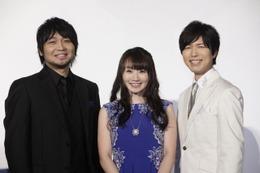 水樹奈々、神谷浩史、中村悠一が3人で語る 「ハンガー・ゲームFINAL:レジスタンス」 特別映像一部公開