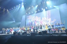 「アニサマ2015」NHK BSプレミアムで11月15日より6週連続オンエア 画像