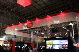 YoutubeやAmazon/Twitch 東京ゲームショウ初出展 勢いを増すゲーム実況が国際見本市に 画像