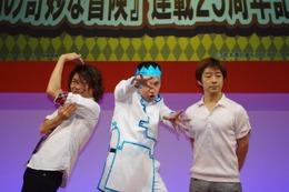 新情報も明らかになった「ジョジョの奇妙な冒険」ステージレポート 東京ゲームショウ2012 画像
