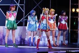 ミュージカル「美少女戦士セーラームーン」最新作にセーラー10戦士、勢揃い 画像