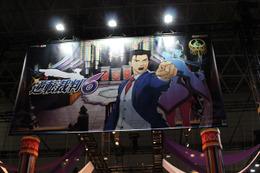 「逆転裁判」「モンスターハンターストーリーズ」アニメ化情報続々 カプコンブース@TGS2015
