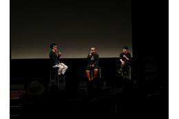 映画「バクマン。」大根監督と川村プロデューサー 京都造形芸術大学で若者たちにエール 画像