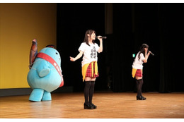 「ろこどる」舞台のモデル・流山市にてイベント開催  新作OVAのTV放送発表 画像