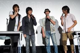 桂先生と浪川、宮野、遊佐、一青窈が豪華競演 「ZETMAN」BD/DVD発売記念イベント 画像