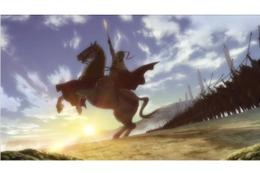「アルスラーン戦記」新作テレビアニメ決定、2016年放送 新たな物語が始まる 画像