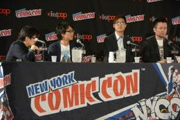 NYコミコン2015 バンダイナムコエンターテインメント/レポート プロデューサ―が語る日本と海外の違い