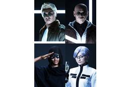 バトーも登場、舞台「攻殻機動隊 ARISE」に新しいキャラクタービジュアル