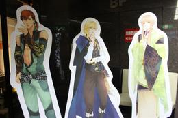 「遙かなる時空の中で6 cafe」池袋店レポート 大阪にも登場 画像