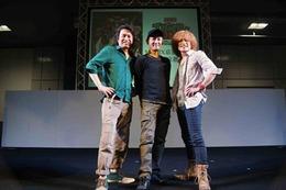 桂正和先生、平田広明さん、森田成一さん「劇場版TIGER & BUNNY」で京まふに登壇 画像