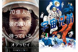 マット・デイモン主演「オデッセイ」 TVアニメ「宇宙兄弟」との宇宙を超えたコラボが実現 画像