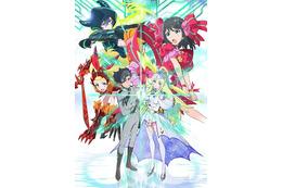 オリジナルアニメ「ラクエンロジック」2016年1月より放送開始 ブシロード企画の新TCG