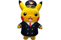 ピカチュウがパイロット姿に 関空/伊丹空港にポケモンクリスマスツリー 画像