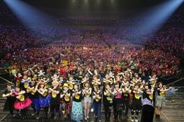 「ANIMAX MUSIX 2015 YOKOHAMA」でファン垂涎のコラボ多数 本公演で初披露の楽曲も 画像