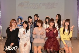 「To LOVEる-とらぶる-ダークネス2nd」イベントに豊崎愛生らキャスト8名が登壇 画像
