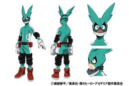 TVアニメ「僕のヒーローアカデミア」4月放送スタート決定 佐倉綾音、石川界人もキャストに 画像