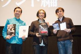 宮川彬良がヤマトーク 第2弾 2012年のコンサート映像上映も秘話続出