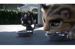 映画「ルドルフとイッパイアッテナ」特報映像公開 鈴木亮平と井上真央がノラ猫を演じる 画像
