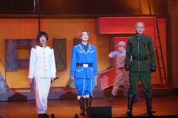ミュージカル「ヘタリア~Singin' in the World~」、ゆる~い空気感のミュージカルコメディ 画像