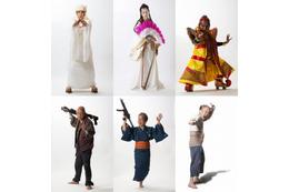 映画「珍遊記」メインキャスト発表 まさかのオリジナルキャラクターも 画像