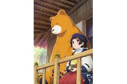 「くまみこ」2016年4月放送 春から巫女とくまのほのぼのストーリー 画像