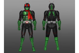 映画「仮面ライダー1号」3月25日公開決定 新ビジュアルの1号が登場 画像