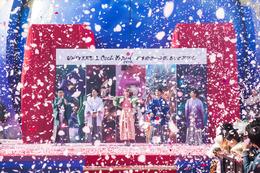 きゃりーぱみゅぱみゅが世界に向けて宣言「ユニバーサル・クールパジャン 2016」
