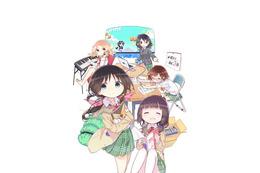 「ステラのまほう」テレビアニメ化決定 女子高生が同人ゲーム制作にチャレンジ 画像