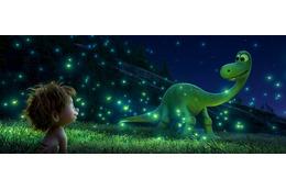 「アーロと少年」、弱虫な恐竜アーロと父親の交流を描く 本編映像から公開 画像