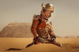 火星にとり残された1人の宇宙飛行士が脱出を図る今週注目の映画: 「オデッセイ」 画像