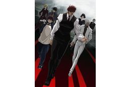 「血界戦線」完全新作アニメ登場 公式ファンブックにDVD同梱版が発売決定