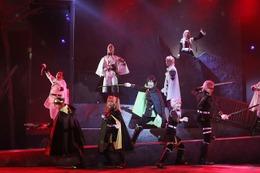 「終わりのセラフ」The Musical、人間vs吸血鬼、殺陣と歌とで世界観が迫力感満載