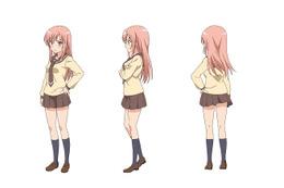 TVアニメ「三者三葉」 新たなキャストにMachico、鈴木愛奈、桃河りかを発表 画像