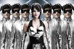 小野大輔と遠藤綾、制作費37億円のインド映画「ロボット」の吹替えに挑む