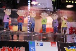 """JAEPOのエイコーブース、「おそ松さん」や""""パズドラ""""等人気キャラのフィギュアがずらり! 画像"""