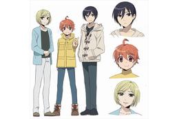 「少年メイド」EDテーマは作中アイドルユニット「有頂天BOYS」キャストも決定 画像