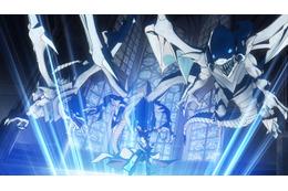 劇場版「遊☆戯☆王」予告編公開 モンスターの迫力のバトルも展開 画像