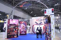 AJ2016 テレビ東京ブースは4月新番映像出展&謎解きゲームも 画像