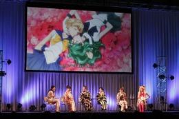 新キャストたちが出演に感激 AJ2016「美少女戦士セーラームーンCrystal」ステージイベントレポート 画像