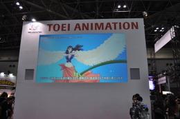 新作劇場アニメ『ポッピンQ』のVR体験も! AJ2016「東映」ブースレポート 画像