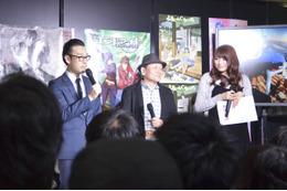 「ルパン三世」ステージイベント 友永総監督、藤井ゆきよらが制作秘話をトーク AnimeJapan 2016