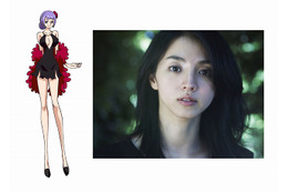 「ONE PIECE FILM GOLD」満島ひかりがアニメ声優初挑戦 濱田岳、菜々緒、北大路欣也も 画像