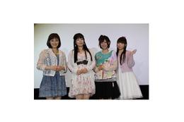「映画プリキュア」オールナイト上映会 現役プリキュアに初代声優・本名陽子&ゆかなが応援