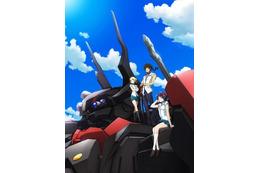 岡村天斎監督×P.A.WORKS 新作TVアニメ「クロムクロ」が Netflix全世界独占配信作品に
