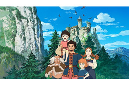 「山賊の娘ローニャ」国際エミー賞 キッズアワード アニメーション部門で最優秀賞を獲得