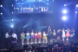 奥井雅美、三森すずこ、i☆Risたちが熱唱!【アニソンCLUB! AnimeJapan前夜祭】