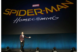 「SPIDER-MAN: Homecoming」 スパイダーマン新シリーズ2017年夏日本公開決定
