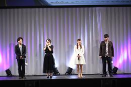 劇場版「Heaven's Feel」続報や「Fate/EXTRA」のアニメ化が発表 「Fate Project 2016」ステージレポート