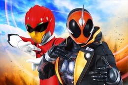 「仮面ライダーゴースト」「動物戦隊ジュウオウジャー」劇場版8月6日同時公開決定