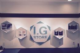 Production I.Gがいっぱい、いよいよ渋谷にオープンする「I.G STORE」を一足早く紹介